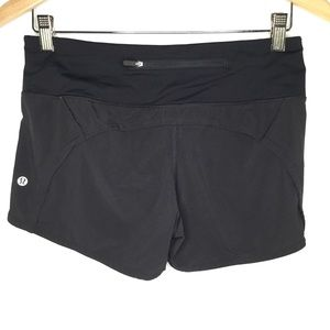 Lululemon Active Speed Up Shorts Size 6